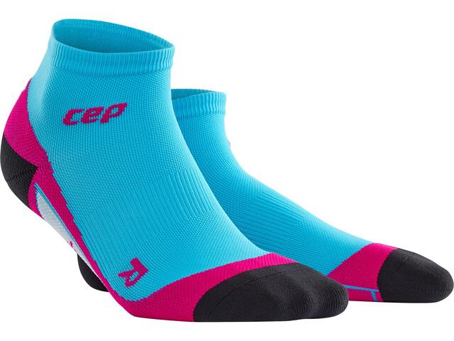 cep Dynamic+ Low-Cut Socks Women hawaii blue/pink